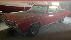 1969 Buick Skylark CONVERTIBLE 350
