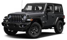 2021 Jeep Wrangler Willys