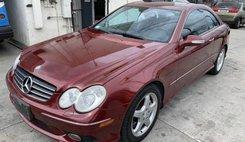2003 Mercedes-Benz CLK-Class CLK 500