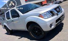 2016 Nissan Frontier SL