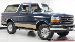 1995 Ford Bronco Eddie Bauer