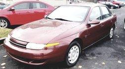 2001 Saturn L-Series L300