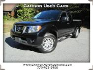 2014 Nissan Frontier SV King Cab 5AT 4WD