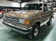 1987 Ford Bronco 4X4
