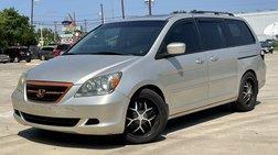 2006 Honda Odyssey EX-L