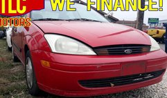 2001 Ford Focus LX