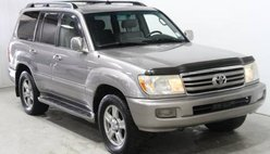 2007 Toyota Land Cruiser Base