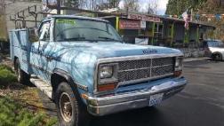 1986 Dodge RAM 250 Base