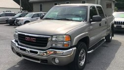 2003 GMC Sierra 1500HD SLE