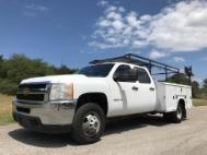 2013 Chevrolet Silverado 3500 Work Truck