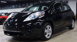 2014 Nissan LEAF S
