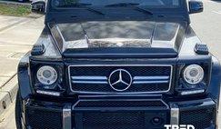 2002 Mercedes-Benz G-Class G 500