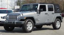2014 Jeep Wrangler 4WD 4dr Sport