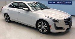 2015 Cadillac CTS 3.6L TT Vsport Premium