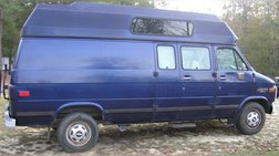 1995 Chevrolet Chevy Cargo Van G30