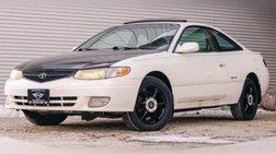 2000 Toyota Camry Solara SE V6