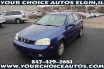 2004 Suzuki Forenza LX