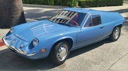 1971 Lotus 1971 LOTUS EUROPA S2