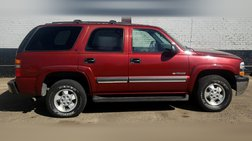 2002 Chevrolet Tahoe 4dr 1500 4WD LS