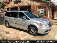 2011 Chrysler Town and Country Limited
