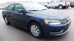 2013 Volkswagen Passat 2.5 S