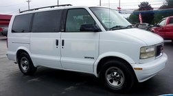 2001 GMC Safari SLE