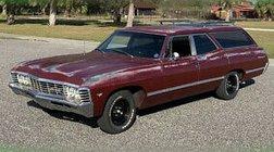 1967 Chevrolet Impala Custom faux patina theme paint job