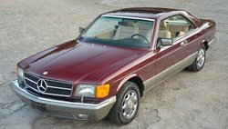 1988 Mercedes-Benz 560-Class 560 SEC
