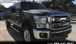 2015 Ford F-250 Lariat SuperCab Long Bed 4WD