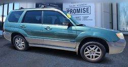 2007 Subaru Forester 2.5 X L.L.Bean Edition