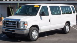 2011 Ford E-Series Wagon XLT Extended Van 3D