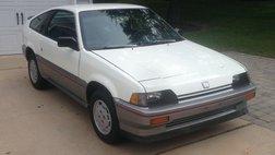 1985 Honda Civic CRX Base