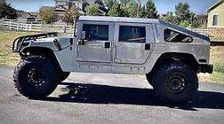 1999 AM General Hummer Hard Top