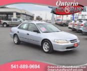 1998 Honda Accord DX
