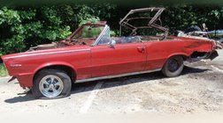 1965 Pontiac GTO  CONVERIBLE
