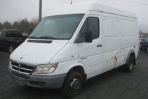 2006 Dodge Sprinter 3500 Super High Ceiling 140-in. WB