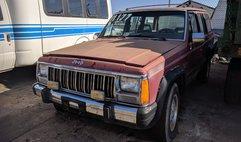 1989 Jeep Cherokee Laredo