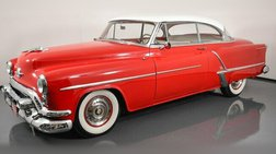 1953 Oldsmobile Eighty-Eight Super Holiday Coupe