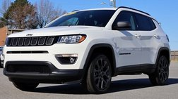2021 Jeep Compass 80th Anniversary Edition