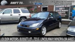 2003 Ford Focus ZX3