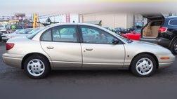2002 Saturn S-Series SL2