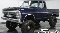 1970 Ford F-100 4X4