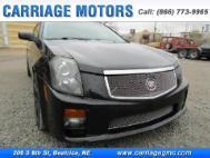 2007 Cadillac CTS-V Base