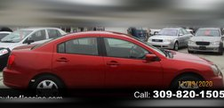 2010 Mitsubishi Galant 4dr Sdn SE