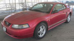 2002 Ford Mustang Base