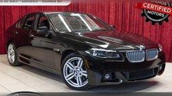 2014 BMW 5 Series 550i