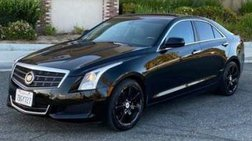 2013 Cadillac ATS 2.5L
