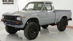 1982 Toyota Pickup Deluxe
