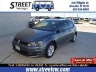 2016 Volkswagen Golf TSI S 2-Door