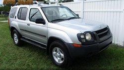 2002 Nissan Xterra SE